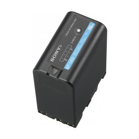 2BP-U60, Videocamera, Ioni di litio, 14,4V, -20 - 45 C, 4,15 cm, 6,97 cm