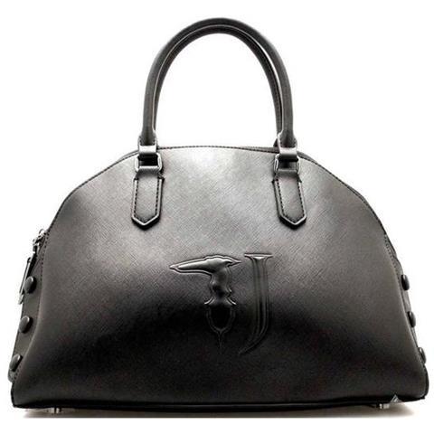 5352cc9c8f TRUSSARDI JEANS - Borsa Donna Melissa Dome Bag Ecoleather Covered Studs  Black 75b004539y099999. k300 - ePRICE