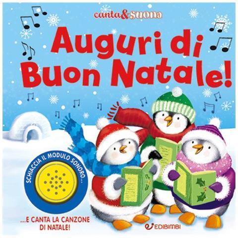 Canzone Di Natale Buon Natale.Edicart Auguri Di Buon Natale Eprice