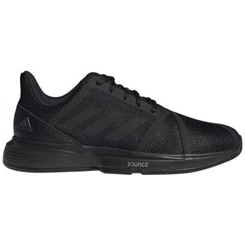 adidas Courtjam Bounce M Black black carbon Scarpe Da Tennis Uomo Uk 7