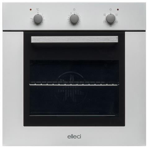 ELLECI - Forno Elettrico da Incasso Plano FGSP60168NS Capacità 60 L ...