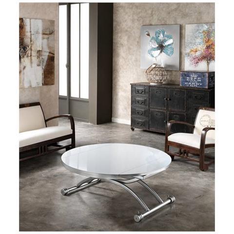 Tavolini Da Salotto Allungabili E Alzabili.Stones Tavolo Salotto Alzabile Allargabile Gateway Stones Marrone