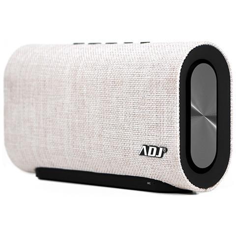 Altoparlante Bluetooth Compact-Sound 25W con MicroSD Grigio