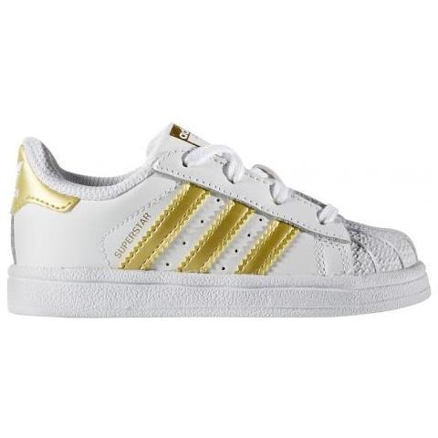 adidas Superstar I Scarpe Da Bambini Eur 25