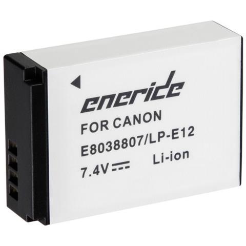 E Can LP-E 12 750mAh