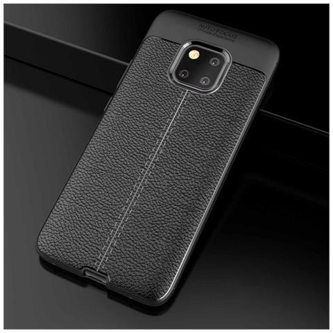 miglior sito web dd9bf 70bcf MECAWEB Custodia Cover Tpu Silicone Morbido Per Smartphone Huawei Mate 20  Pro