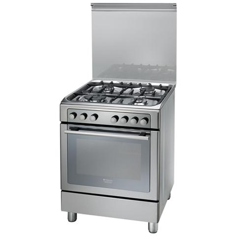 HOTPOINT - CX65S72 (A) IT / HA H Cucina a 4 Zone Cottura Gas Forno ...