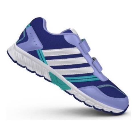 Adidas Scarpe Bambina A-faito Lt Cf 32 Viola Bianco