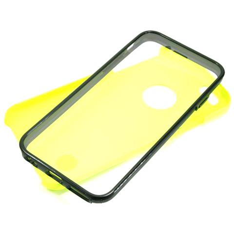 OEM Compatibile - Custodia Iphone 6 6s Plus In Gomma Sottile E
