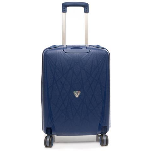 a550b716a RONCATO - Trolley Light Cabina 20 Cm 4w Navy 50071483 - ePRICE