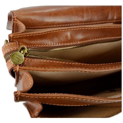 Tutte le immagini. ShopSmart Cartella Pelle Borsa Uomo Cartella Valigetta  Pelle 24 Ore Briefcase Vera ... dde1be863db
