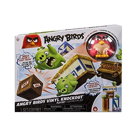 abc9e9dd7 SPIN MASTER - SPM6027801 Angry Birds - Angry Balls Playset - ePRICE