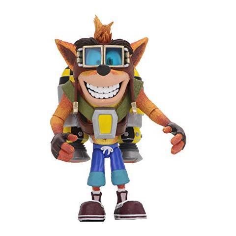 Crash Bandicoot Figura, Multicolore, 41053