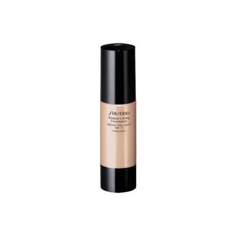 3d8122a92 SHISEIDO - Radiant Lifting Foundation - Fondotinta Spf15 Very Rich Brown  D30 30ml - ePRICE