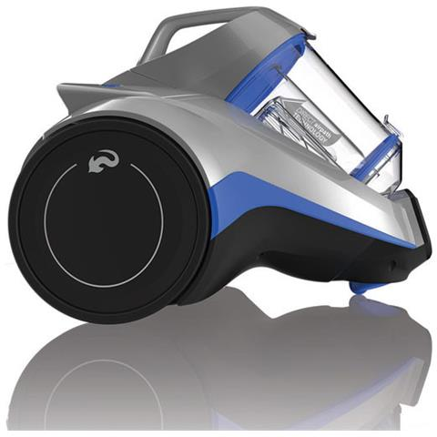 Electrolux EUS8X2DB A Cilindro 3.5L 500W A Blu aspirapolvere