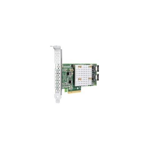 Hewlett Packard Enterprise SmartArray E208i-p SR Gen10 PCI Express 3.0 12Gbit / s controller RAID