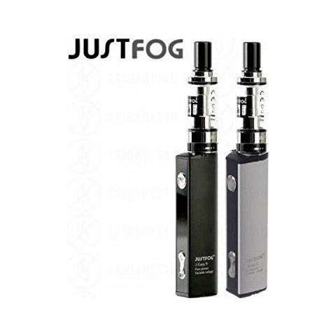 justfog q16  JUSTFOG - Q16 Starter Kit - Nero - Non Contiene Nicotina - ePRICE