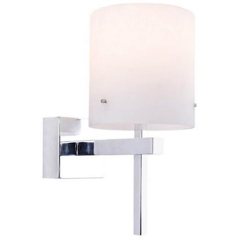 Homemania - Lampada A Parete Mesale Cromo Design Classico - Arredo ...
