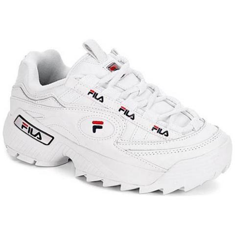 Fila D formation Low W 125 Scarpa Tempo Libero Donna Us 7