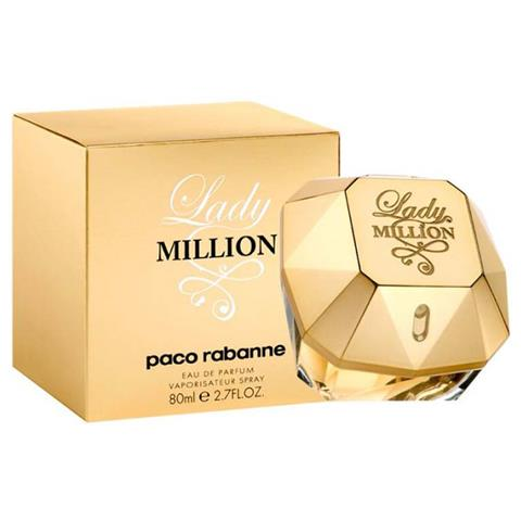 Paco Rabanne Lady Million Eau de Parfum 80 ml Spray