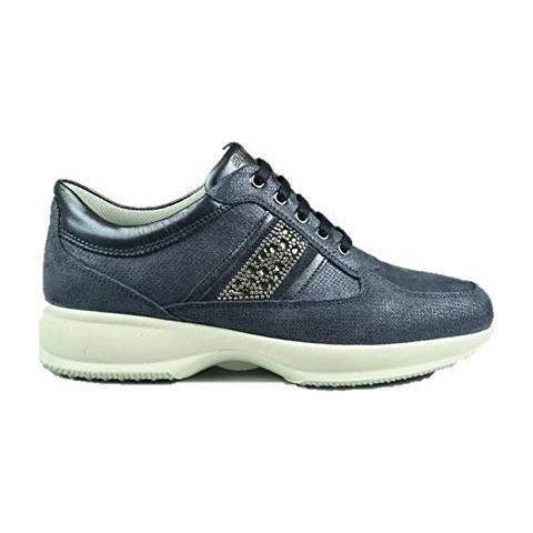 best service 444e3 2e7c8 ENVAL SOFT - 3265100 Scarpe Stringate Lace-up Sneakers Donna ...
