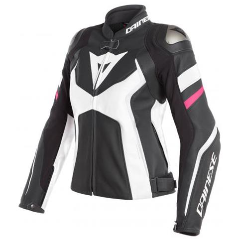 super cute 39dbf 2010e DAINESE - Avro 4 Lady Leather Jacket Giacca Moto Donna ...