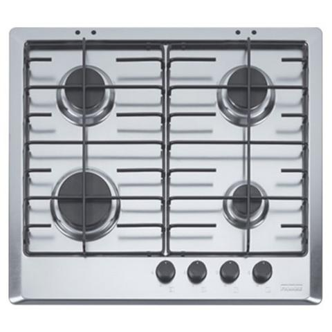 FRANKE - Piano Cottura FHM6044GXLE a Gas Serie Multi Cooking 600 4 ...
