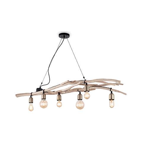 IDEAL LUX - 180922 Driftwood Sp6, Piantana - ePRICE