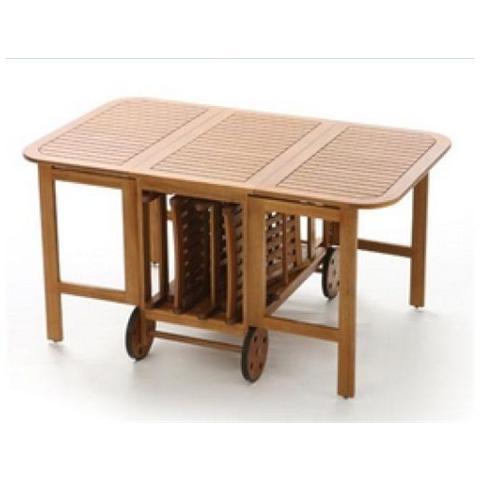 Tavolo Legno Richiudibile Con Sedie.Tavolo Da Giardino Legno Pieghevole Solo Altre Idee Di Immagine Di