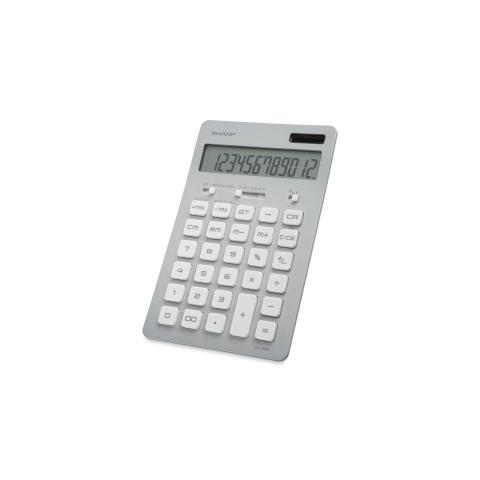 PZ.1 - Calcolatrice da tavolo EL 364, 12 cifre, argento 4974019027326 EL364BSL OFF_SHAEL364BSL