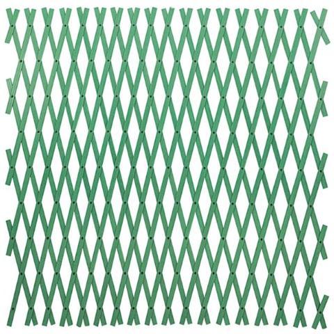 PAPILLON - Traliccio porta piante e fiori estensibile colore verde 2x1 mt -  ePRICE