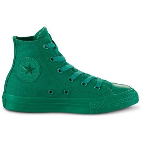 a9024fbb53053 All Star - Scarpe Bambino Canvas Hi Monocromatiche 32 Verde - ePRICE