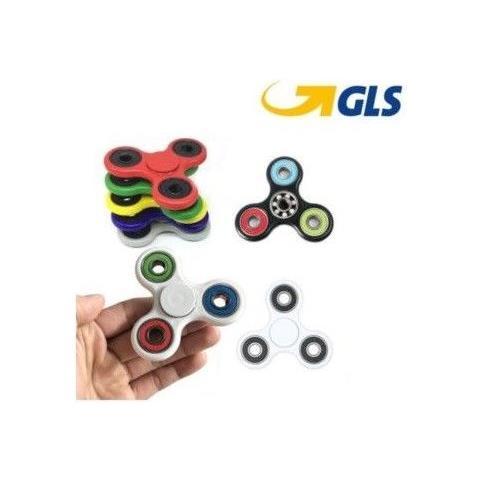 FIDGET SPINNER GIOCO RILASSANTE CUSCINETTO 3D ANTI STRESS TASCABILE