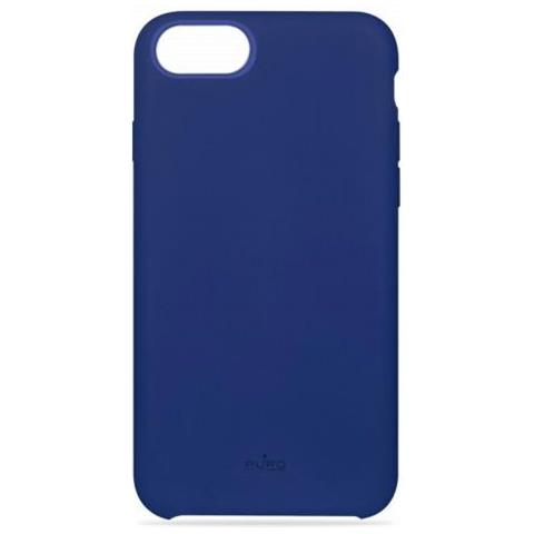Cover custodia in silicone effetto pelle per Apple iPhone 6/6S