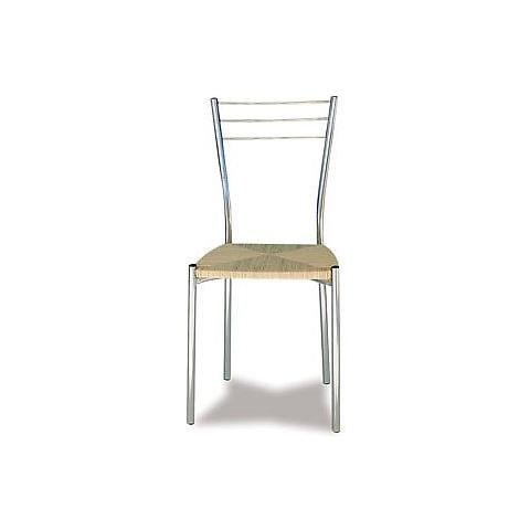 Sedie Cucina Prezzi.Estea Mobili Sedia Moderna Seduta Pagliametallo Cucina Sala Super Prezzo