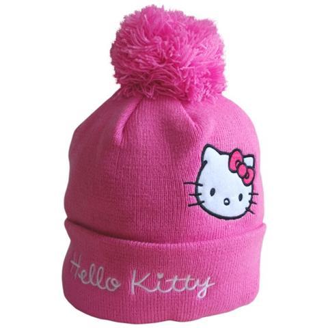 Hello Kitty - Berretto Pon Pon Di Unica Rosa - ePRICE 8999aaedd25b