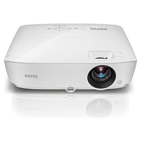 MW826ST Proiettore desktop 3400ANSI lumen DLP WXGA (1280x800) Bianco videoproiettore