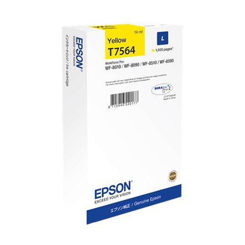 Epson Epson Tanica Giallo