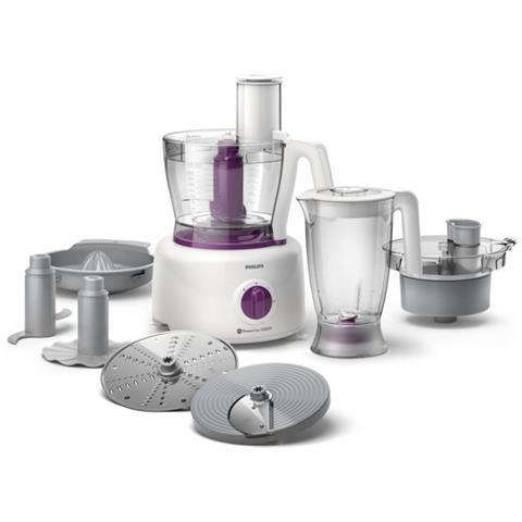 PHILIPS - Robot da Cucina HR7751/00 Capacità 2.4 L Potenza 1000 W ...
