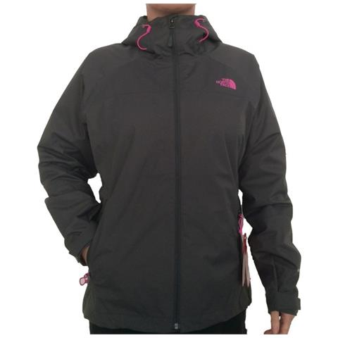2be6840e91ad North Face - Giacca Donna Sequence Grigio Rosa M - ePRICE
