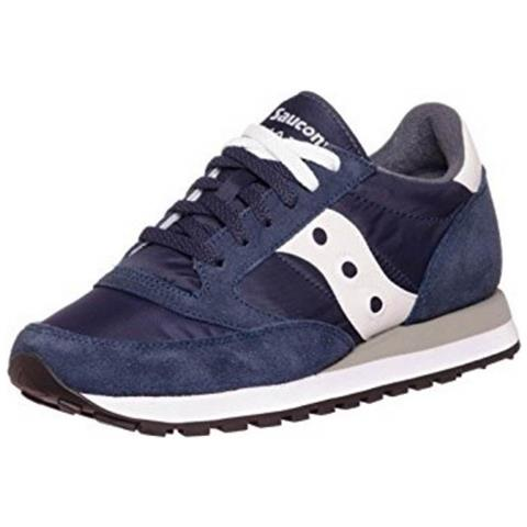 spedizione gratuita guarda bene le scarpe in vendita Sito ufficiale Saucony Jazz Original Scarpe Uomo Blu 46