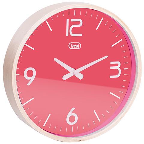 TREVI - Orologio Da Parete 25 Cm Om 3311 L Rosa - ePRICE