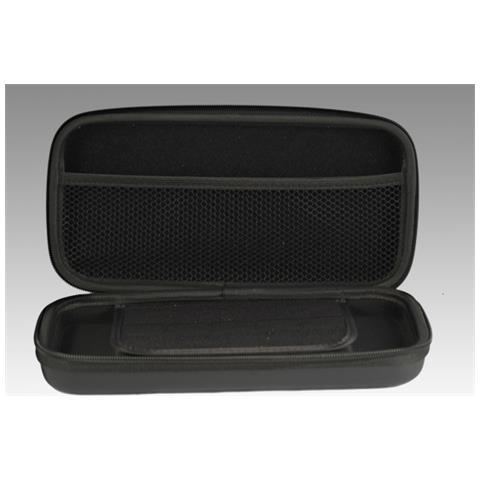 95601 Custodia a sacchetto Nintendo EVA (Acetato del vinile dell'etilene) Nero custodia per console portatile