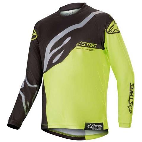 e29593f551f4 ALPINESTARS - Magliette Alpinestars Racer Factory Jersey Abbigliamento  Ragazzi S - ePRICE