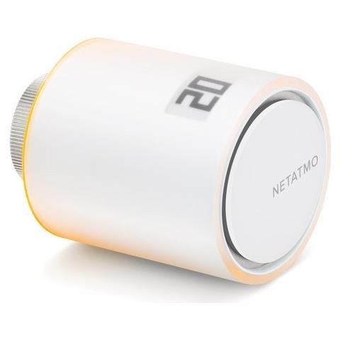 netatmo valvole termostatiche  NETATMO - Valvola Termostatica Aggiuntiva per Termosifoni - ePRICE