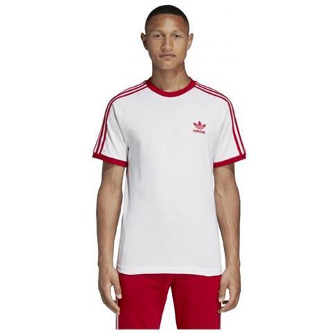 adidas uomo t shirt manica corta  adidas - 3 Stripes T-shirt Manica Corta Uomo Taglia L - ePRICE