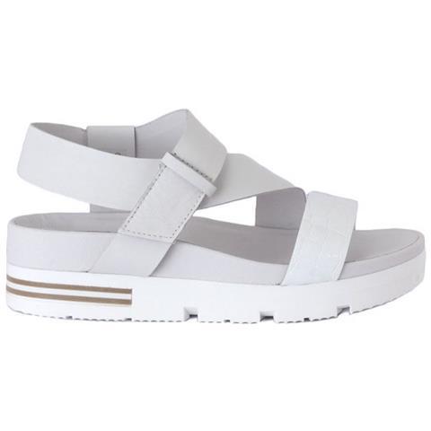 81631f5f72edfc TOSCA BLU - Scarpe Sandalo Bianco Zeppa 16175s329 Taglia 39 Colore Bianco -  ePRICE