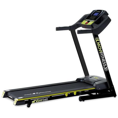 Movi Fitness Tapis Roulant Elettrico Inclinazione Corsa Palestra