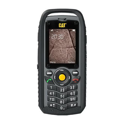 CAT - SMARTPHONES CAT PHONE B25 2.0IN TFT QVGA UP TO 8GB PROPRIETARY OS IP67 IN IN
