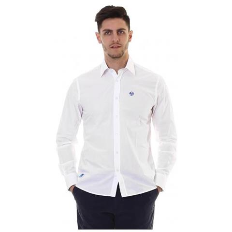 timeless design 2726a 56758 NORTH SAILS Lvdst Shirt L / s Camicia Manica Lunga Uomo Taglia 3xl